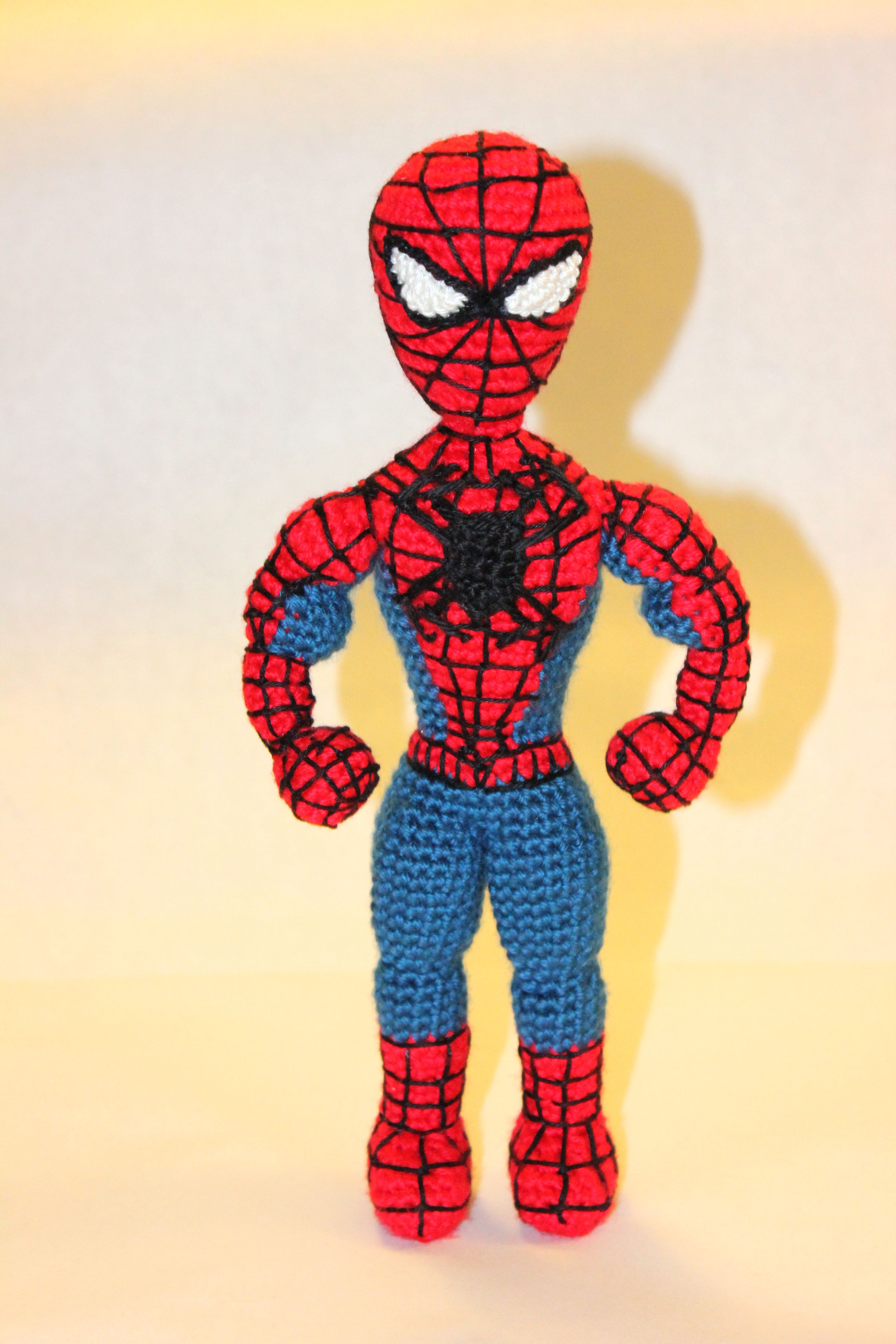 Now Presenting Spiderman Pattern | Sahrit in Wonderland