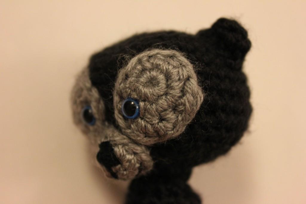 Brave Bear Pattern by Sahrit