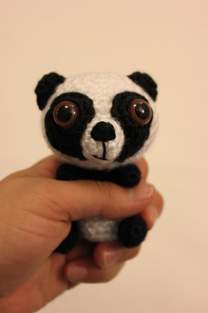 O-SO-CUTE Panda Bear Pattern By Sahrit