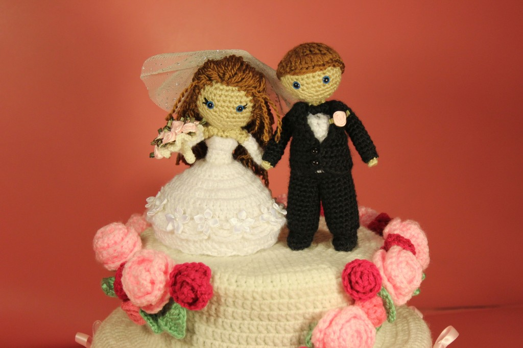 Bride And Groom Crochet Pattern Wedding Amigurumi