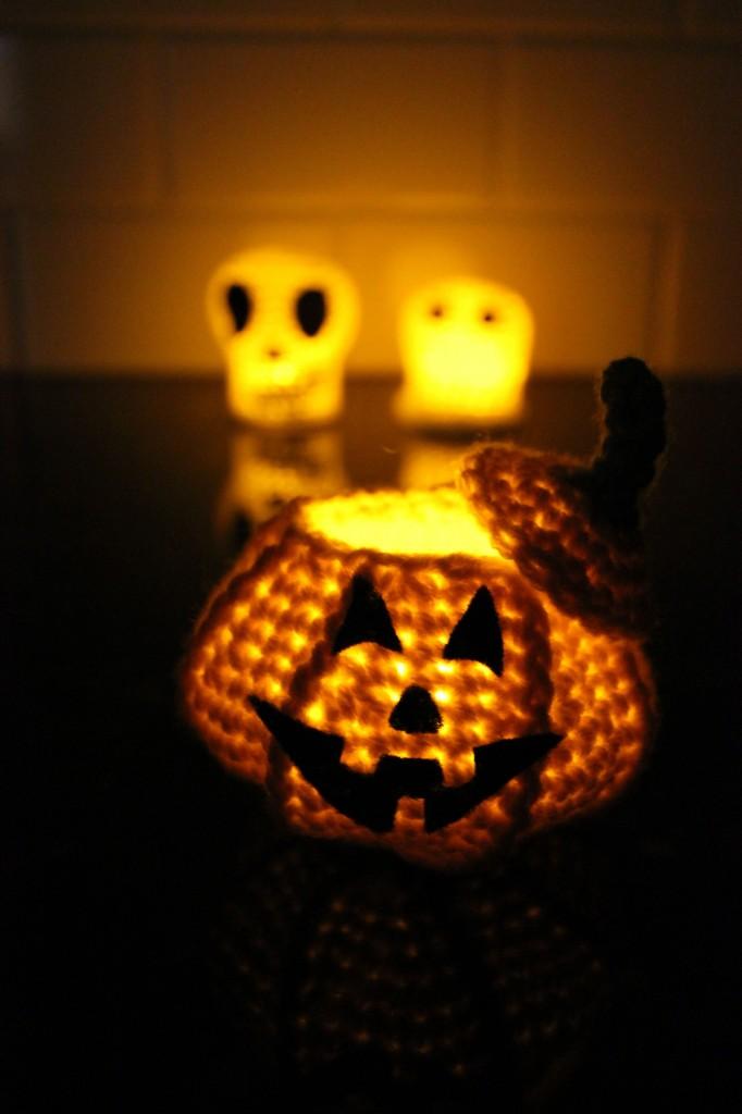 Crochet Halloween Decoration Pattern
