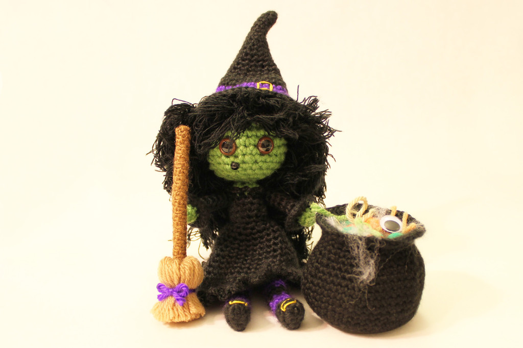Zora The Witch Pattern By Sahrit