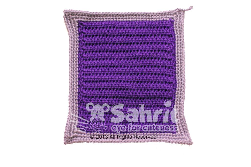Aladdin Flying Magic Carpet Free Pattern by Sahrit