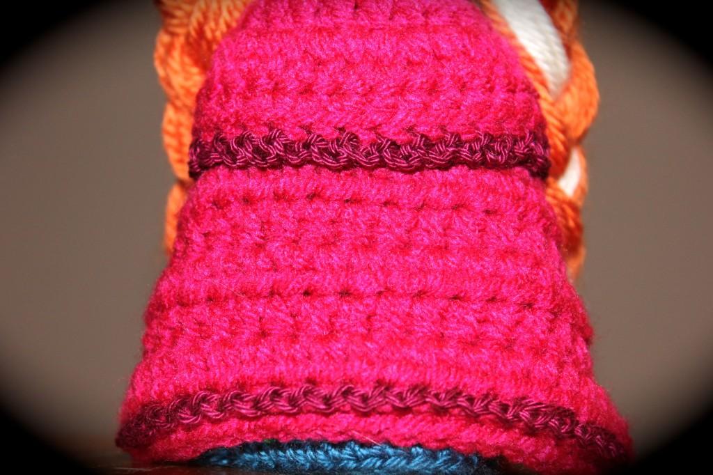 Anna Frozen Amigurumi Pattern by Sahrit