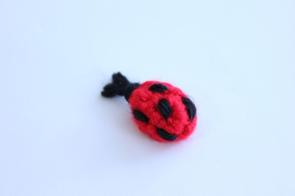 Lady Bug Pattern by Sahrit