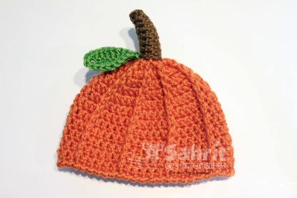 Pumpkin Hat Pattern by Sahrit