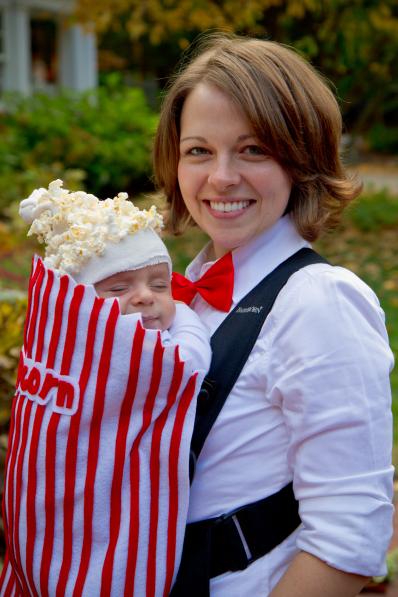 Baby popcorn idea