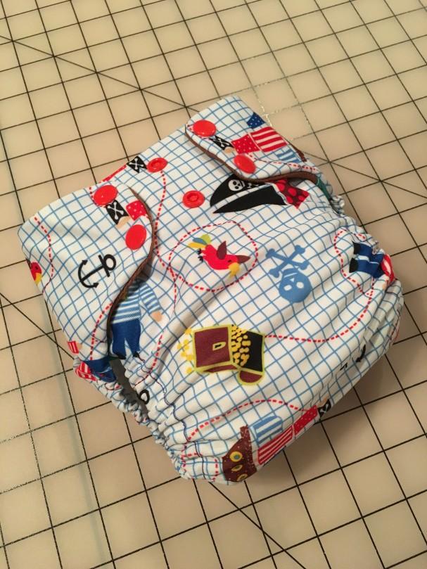 sahrit Cloth Diaper