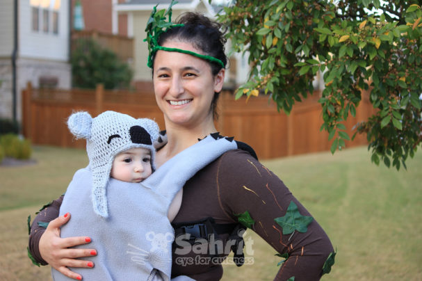 Mommy and me Costume by Sahrit