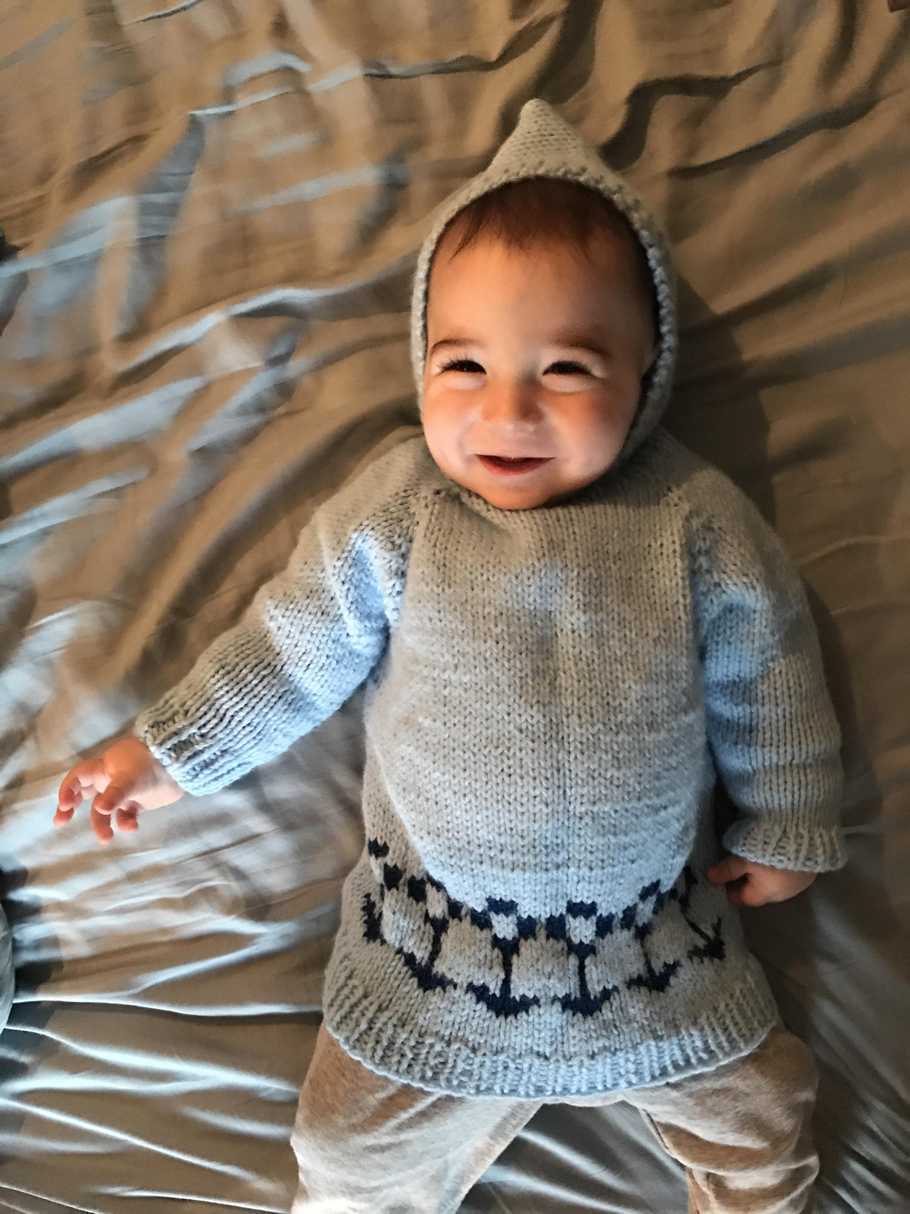 Sweater season by Sahrit