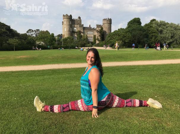 Legging by Sahrit